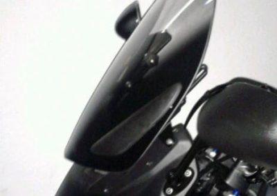 Soporte de pantalla regulable para Honda CBF
