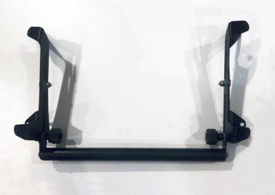 Soporte de pantalla regulable para Honda Varadero Carburación