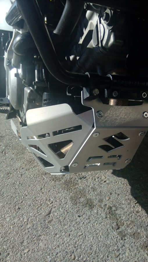 Cubre cárter para Suzuki V-Strom 650
